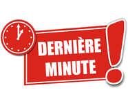 Dernière minute : le Comité Directeur du 24/11 est annulé